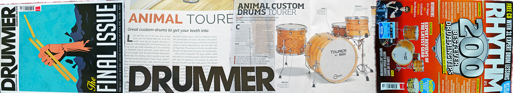 Animal Custom Drums Review